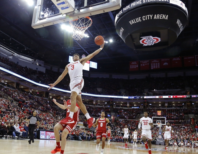 Wisconsin vs. Ohio State - 2/9/20 College Basketball Pick, Odds, and Prediction