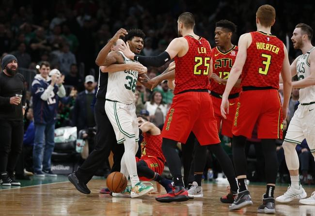 Atlanta Hawks vs. Boston Celtics - 2/3/20 NBA Pick, Odds, and Prediction