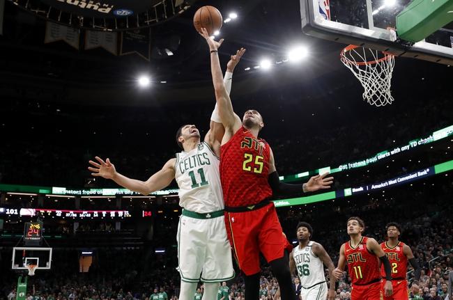 Atlanta Hawks vs. Boston Celtics - 2/3/20 NBA Pick, Odds & Prediction