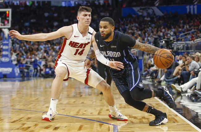 Miami Heat vs. Orlando Magic - 1/27/20 NBA Pick, Odds & Prediction