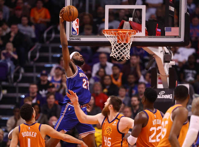 New York Knicks vs. Phoenix Suns - 1/16/20 NBA Pick, Odds, and Prediction