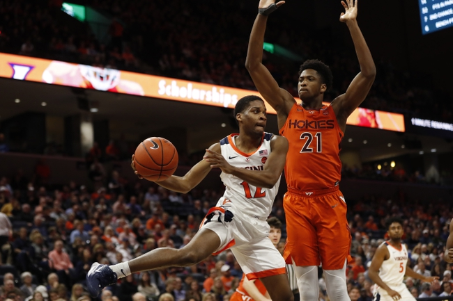 Virginia Tech vs. Virginia - 2/26/20 College Basketball Pick, Odds, and Prediction