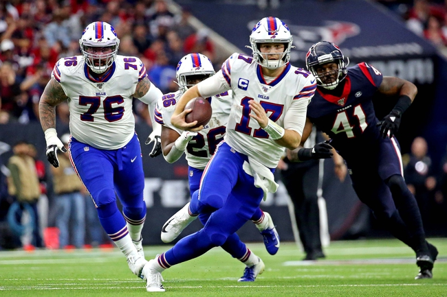 Buffalo Bills 2020 Win Total- NFL Picks and Predictions