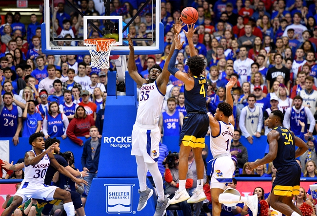 West Virginia vs. Kansas - 2/12/20 College Basketball Pick, Odds, and Prediction