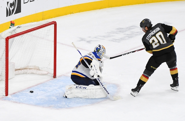 Vegas Golden Knights vs. St. Louis Blues - 2/13/20 NHL Pick, Odds, and Prediction