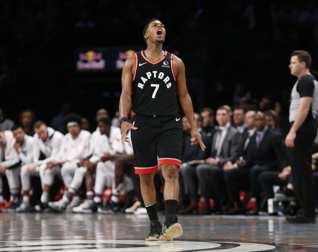 Toronto Raptors vs. Brooklyn Nets - 2/8/20 NBA Pick, Odds & Prediction