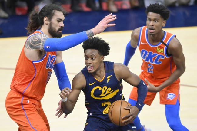Oklahoma City Thunder vs. Cleveland Cavaliers - 2/5/20 NBA Pick, Odds, and Prediction