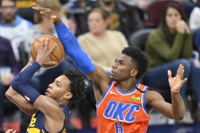 Oklahoma City Thunder vs. Cleveland Cavaliers - 2/5/20 NBA Pick, Odds & Prediction