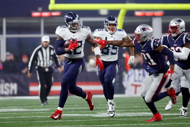 Tennessee Titans vs. New England Patriots - 4/25/20 Madden20 NFL Sim Pick, Odds, and Prediction