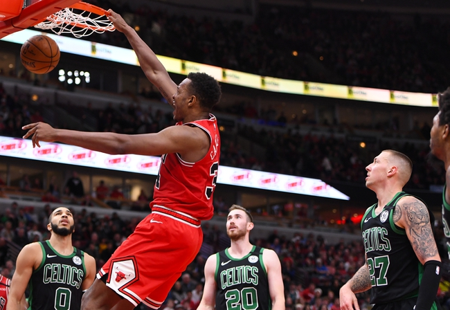 Boston Celtics vs. Chicago Bulls - 1/13/20 NBA Pick, Odds, and Prediction