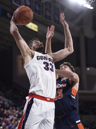Gonzaga vs. Pacific - 1/25/20 College Basketball Pick, Odds, and Prediction