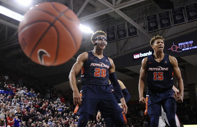 Pepperdine vs. San Diego - 2/13/20 College Basketball Pick, Odds, and Prediction