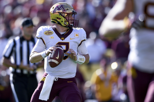 Minnesota 2020 Win Total - College Football Pick and Prediction