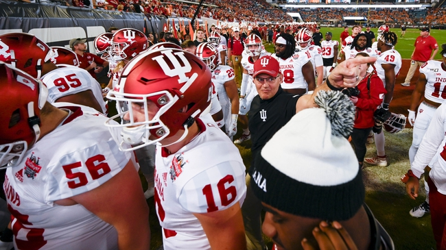 Big Ten: Indiana vs Penn State College Football Picks Predictions 10/24/20