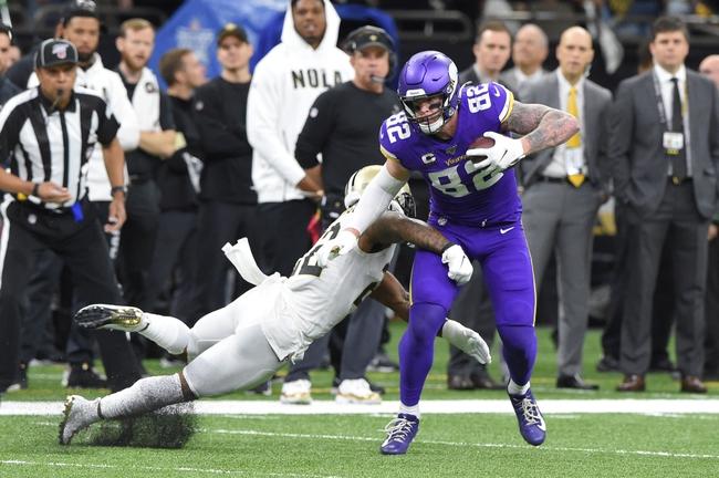 Minnesota Vikings vs. Indianapolis Colts - 6/11/20 Madden 20 Sim NFL Pick, Odds, and Prediction