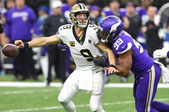 Minnesota Vikings vs. New Orleans Saints - 5/21/20 Madden 20 Sim Classic NFL Pick, Odds, and Prediction