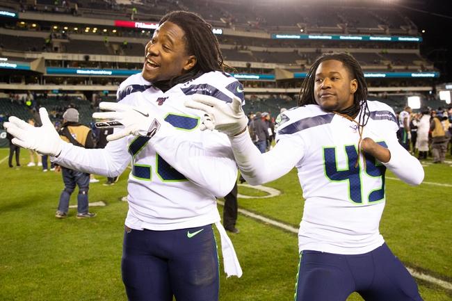 Seattle Seahawks vs. Philadelphia Eagles - 6/7/20 Madden20 NFL Sim Pick, Odds, and Prediction