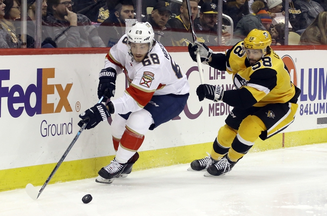 Florida Panthers vs. Pittsburgh Penguins - 2/8/20 NHL Pick, Odds & Prediction