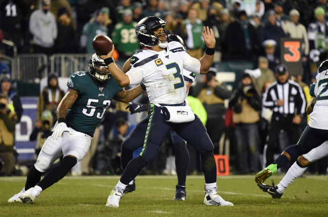 Philadelphia Eagles vs. Seattle Seahawks - 5/20/20 Madden 20 Sim Classic NFL Pick, Odds, and Prediction