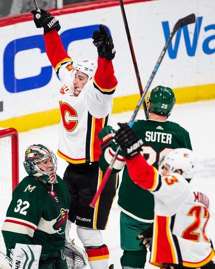Calgary Flames vs. Minnesota Wild - 1/9/20 NHL Pick, Odds & Prediction
