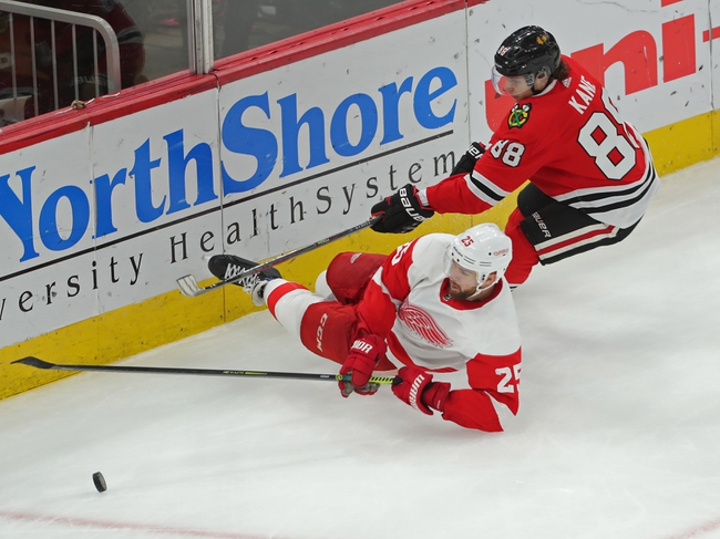 Detroit Red Wings vs. Chicago Blackhawks - 3/6/20 NHL Pick, Odds, and Prediction