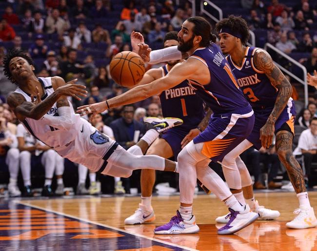 Memphis Grizzlies vs. Phoenix Suns - 1/26/20 NBA Pick, Odds & Prediction