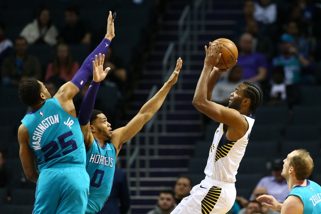 Indiana Pacers vs. Charlotte Hornets - 2/25/20 NBA Pick, Odds, and Prediction