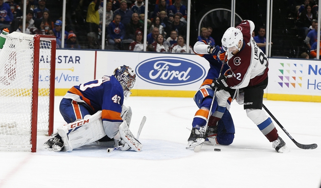 Colorado Avalanche vs. New York Islanders - 2/19/20 NHL Pick, Odds, and Prediction