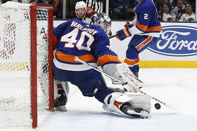Colorado Avalanche vs. New York Islanders - 2/19/20 NHL Pick, Odds & Prediction