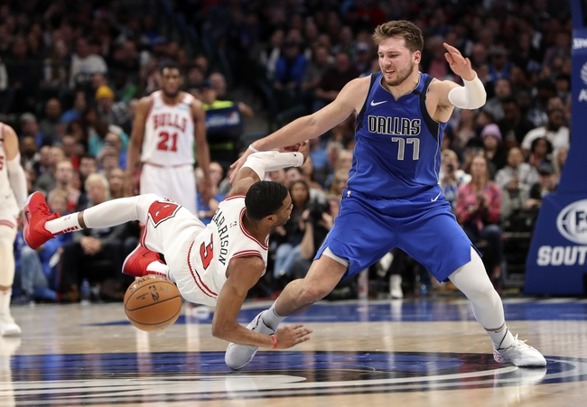 Chicago Bulls vs. Dallas Mavericks - 3/2/20 NBA Pick, Odds, and Prediction