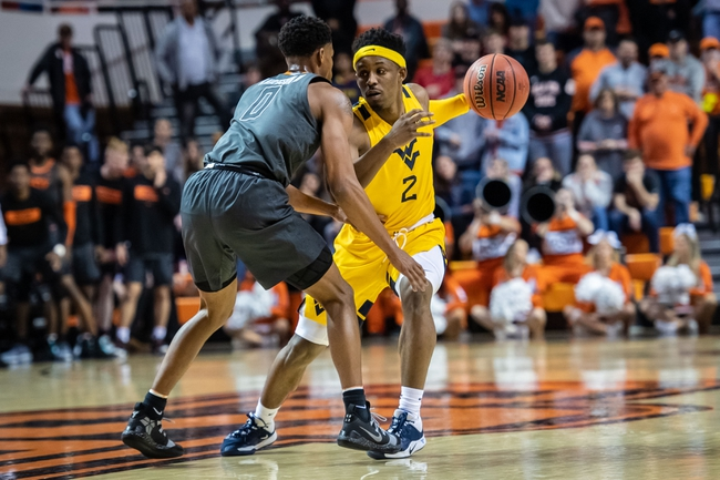 West Virginia vs. Oklahoma State - 2/18/20 College Basketball Pick, Odds & Prediction