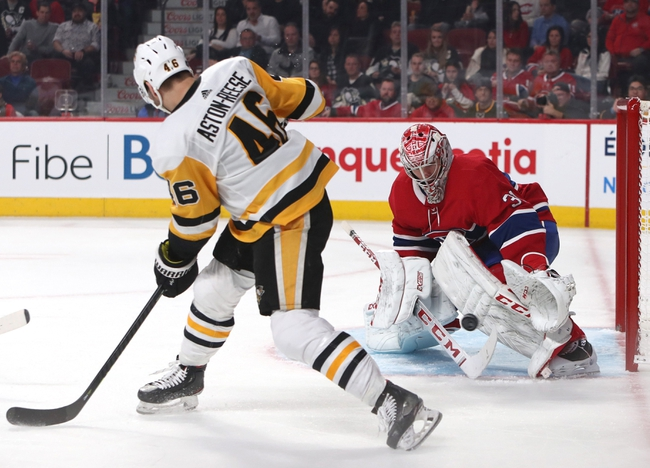 Pittsburgh Penguins vs. Montreal Canadiens - 2/14/20 NHL Pick, Odds & Prediction