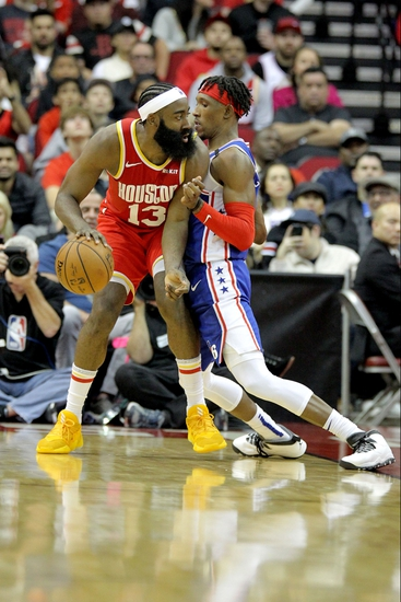 Tony T's 76ers vs. Rockets ATS SIDE 8-14-2020