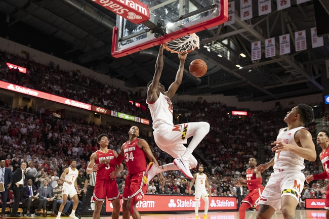 Ohio State vs. Maryland - 2/23/20 College Basketball Pick, Odds, and Prediction