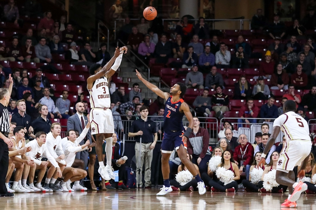 Virginia vs. Boston College - 2/19/20 College Basketball Pick, Odds & Prediction