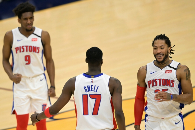 Detroit Pistons vs. Cleveland Cavaliers - 1/9/20 NBA Pick, Odds, and Prediction