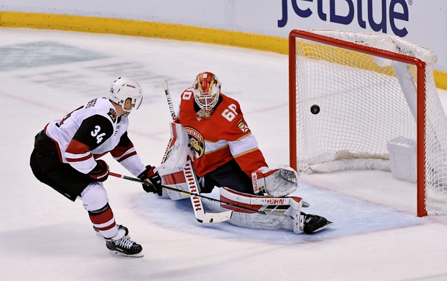 Arizona Coyotes vs. Florida Panthers - 2/25/20 NHL Pick, Odds, and Prediction
