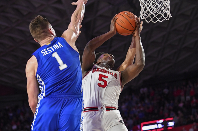 Kentucky vs. Georgia - 1/21/20 College Basketball Pick, Odds, and Prediction