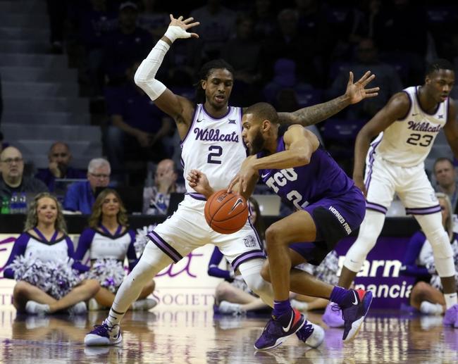 Kansas State at TCU - 3/11/20 College Basketball Picks and Prediction