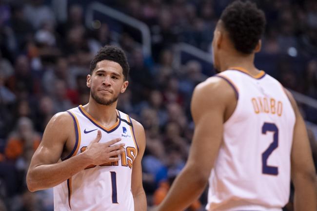 Phoenix Suns vs. Orlando Magic - 1/10/20 NBA Pick, Odds & Prediction