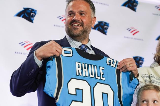 Carolina Panthers 2020 Win Total- NFL Picks and Predictions