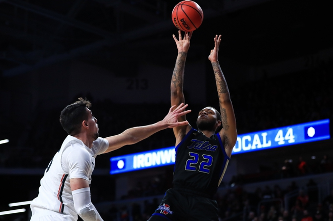 Tulsa vs. Memphis - 1/22/20 College Basketball Pick, Odds, and Prediction