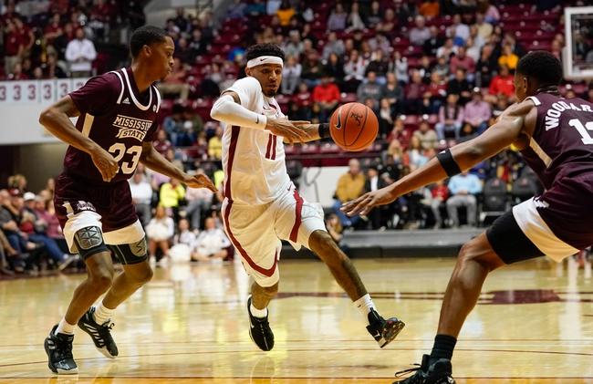 Mississippi State vs. Alabama - 2/25/20 College Basketball Pick, Odds, and Prediction