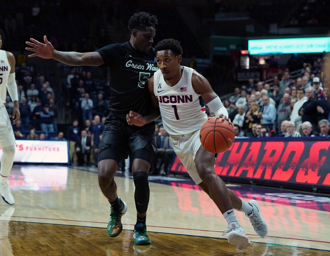 Tulane at Connecticut - 3/12/20 College Basketball Picks and Prediction