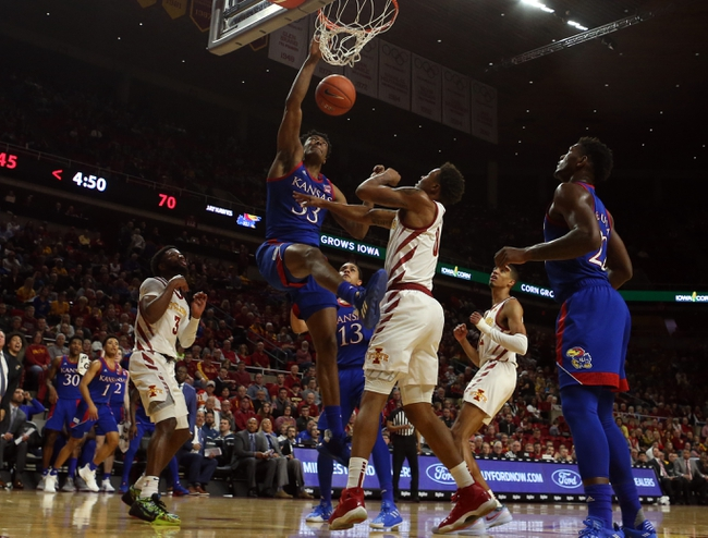 Kansas vs. Iowa State - 2/17/20 College Basketball Pick, Odds & Prediction