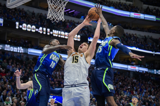 Dallas Mavericks vs. Denver Nuggets - 3/11/20 NBA Pick, Odds, and Prediction