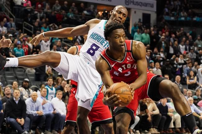 Toronto Raptors vs. Charlotte Hornets - 2/28/20 NBA Pick, Odds, and Prediction