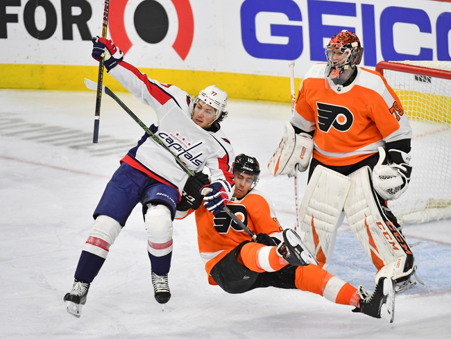 Washington Capitals vs. Philadelphia Flyers - 2/8/20 NHL Pick, Odds & Prediction