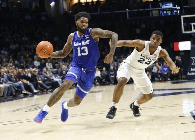 Seton Hall vs. Xavier - 2/1/20 College Basketball Pick, Odds, and Prediction