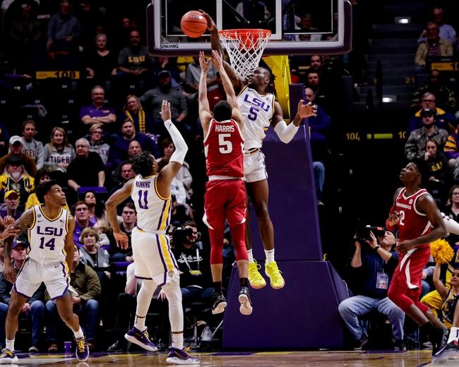 Arkansas vs. LSU - 3/4/20 College Basketball Pick, Odds, and Prediction